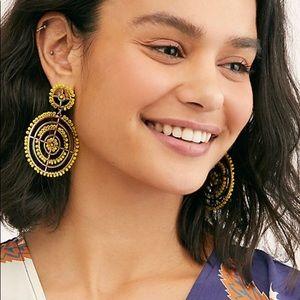 Free people earring